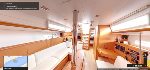 See Inside our new Yachts with a Google Maps Tour - A First ... on windows interior, columns interior, home interior, google headquarters kitchen, google building interior, bank of england interior, southwest airlines interior, pinterest interior, google deutsch, google office interior,