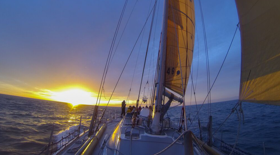 Land ahoy fcs crew raise cape verde islands - Eternity gran canaria ...