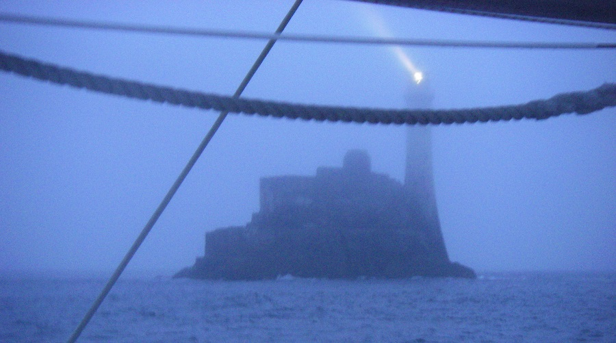 To Part of The Fastnet Adventure