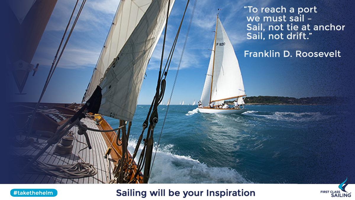 92 Best Sailing Quotes Images On Pinterest: A First Class Sailing Blog
