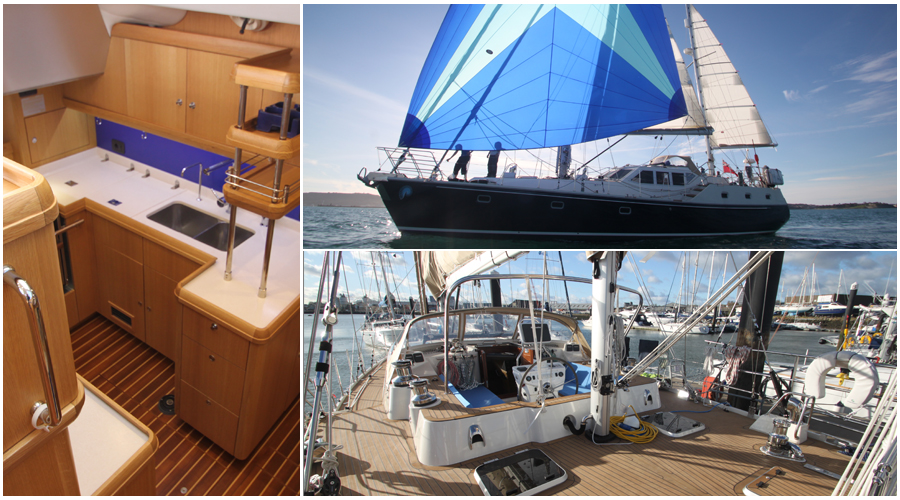 What is the Yacht's Accommodation Like?
