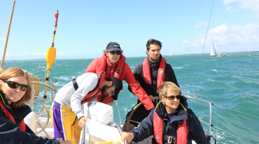 Why get qualified? An RYA Yachtmaster Instructor Explains Why