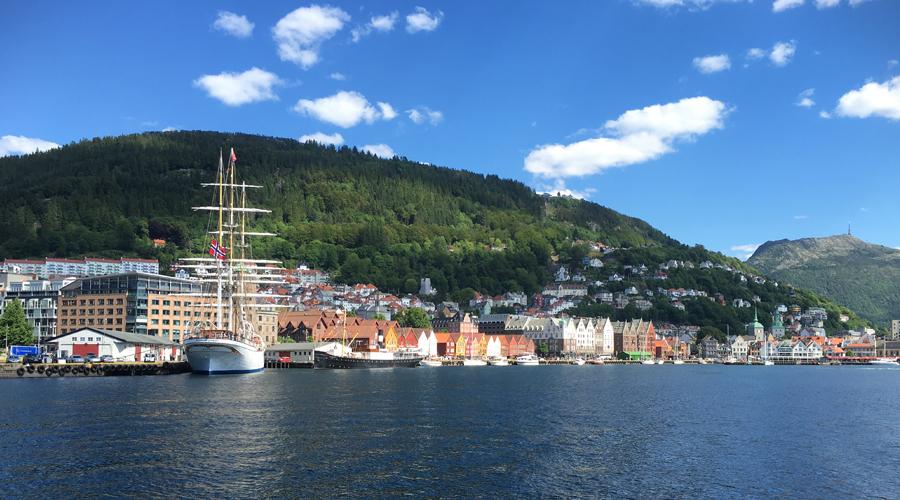 The Beauty of Bergen