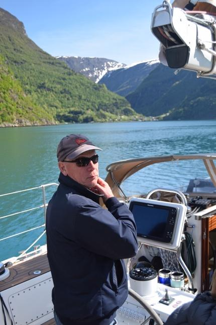 Norway Sailing Adventures on a 55ft luxury yacht