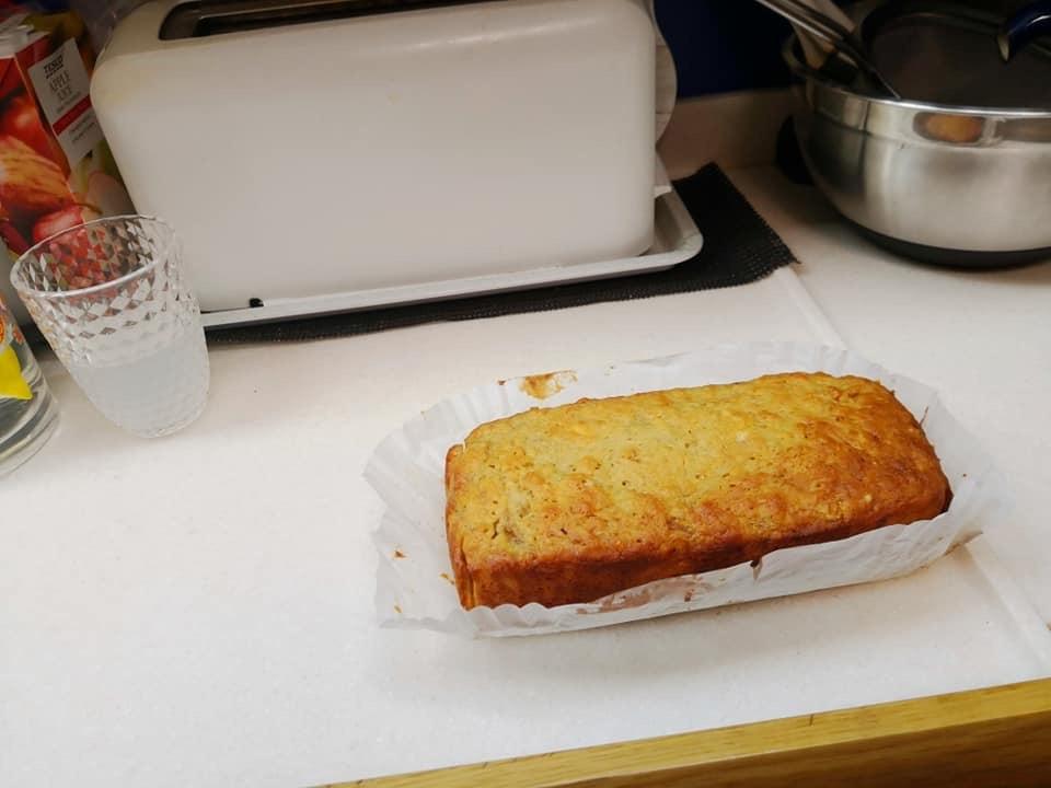 Santosa Banana Cake
