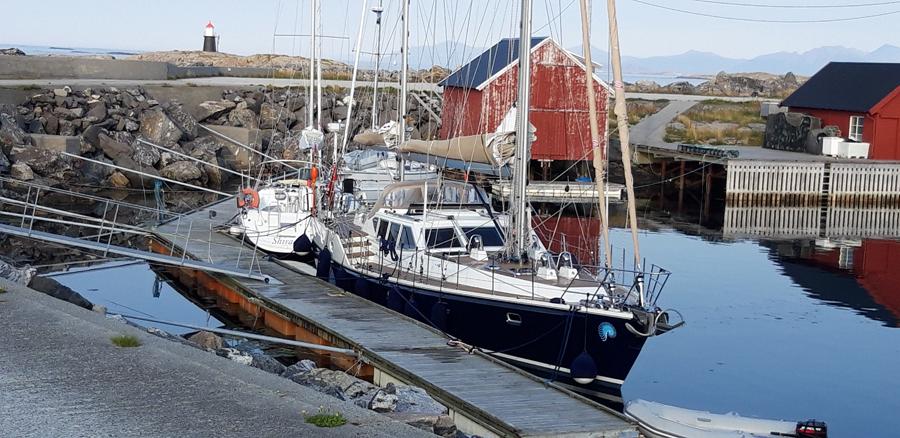 The Island Of Ona, Norway