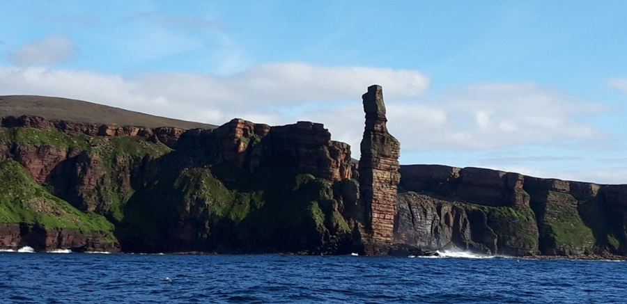 Meeting The Old Man of Hoy