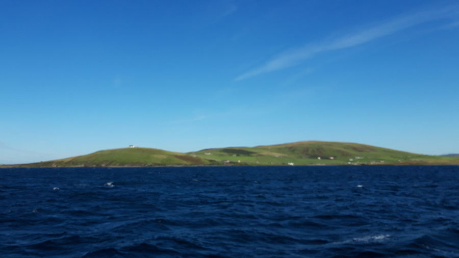 Santosa Visits Scapa Flow On The 100th Anniversary Of The Scuttling