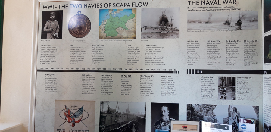 The History Of Scapa Flow