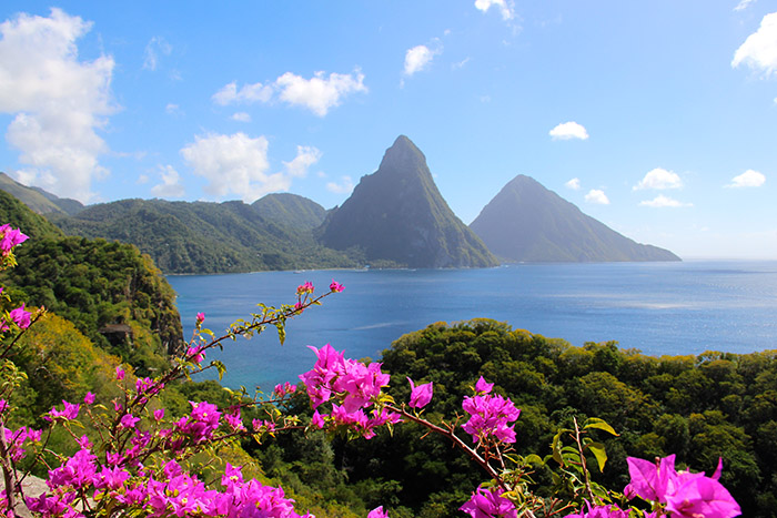 Picture of St Lucia Coast
